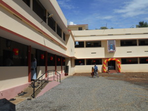 Kathipara new Building