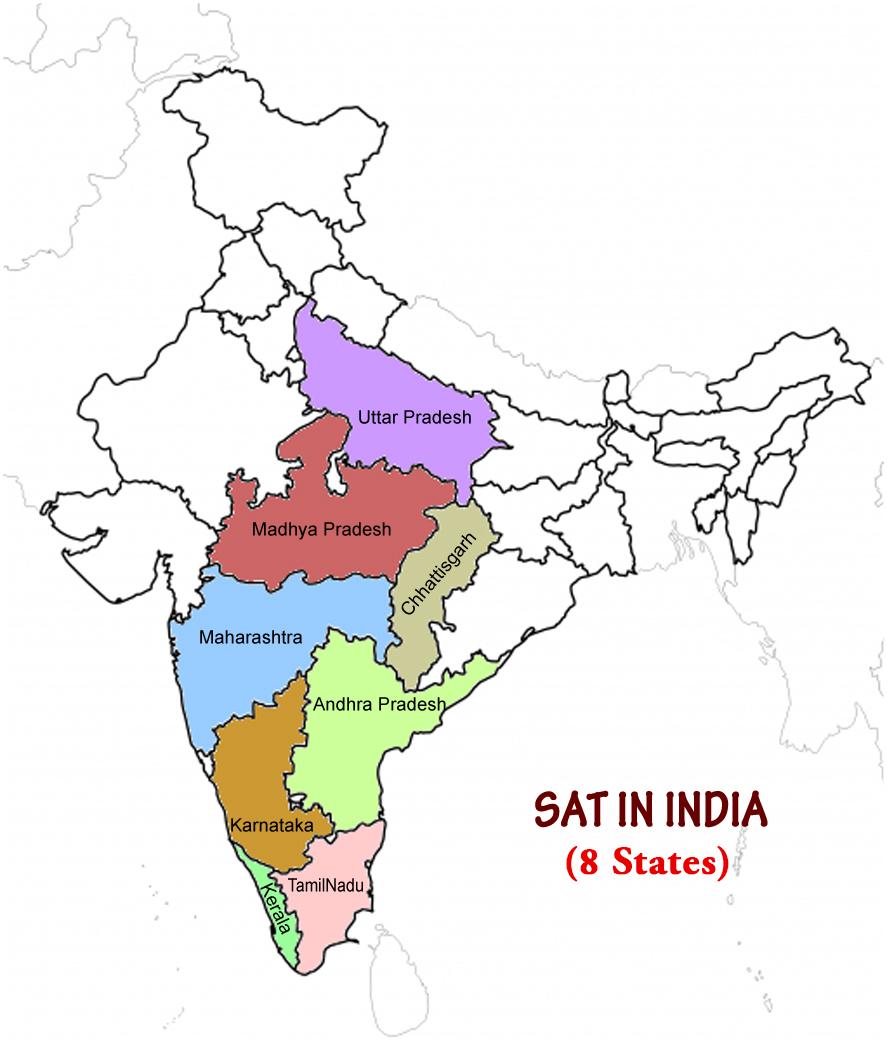 SAT in India