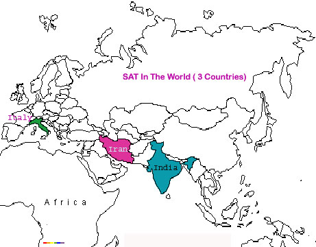 SAT in the World