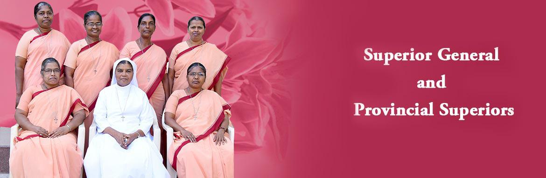 Provincial Superiors