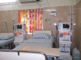 New Dialysis Unit in COHAJ Hospital, Kameswaram